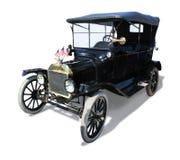 Antykwarski modela samochód fotografia royalty free
