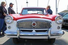 Antykwarski Nash samochód Zdjęcia Stock