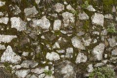 Antykwarski naturalny stonewall Zdjęcia Royalty Free