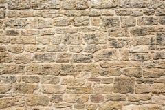 Antykwarski naturalny stonewall zdjęcie stock