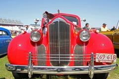 Antykwarski Packard samochód Zdjęcia Stock
