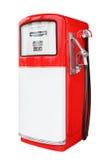 antykwarski paliwowy benzyny pompy rocznik Fotografia Stock