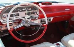 Antykwarski Plymouth samochód Zdjęcie Stock