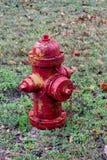 antykwarski pożarniczy hydrant Fotografia Royalty Free