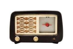antykwarski radio Zdjęcie Stock