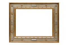 antykwarski ramowy drewniany Zdjęcie Royalty Free