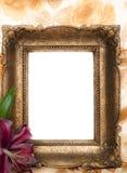 antykwarski ramowy obrazek Obraz Royalty Free