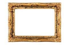 antykwarski ramowy złocisty stary Obraz Royalty Free