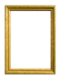 antykwarski ramowy złoto Zdjęcie Stock