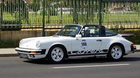 Antykwarski samochód, Sachsen klasyk 2014 Zdjęcia Royalty Free