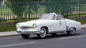 Antykwarski samochód, Sachsen klasyk 2014 Zdjęcie Royalty Free
