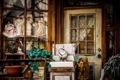 antykwarski sklep Obrazy Royalty Free
