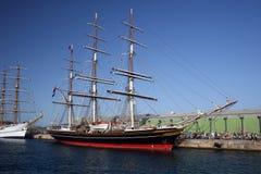 antykwarski statek Zdjęcie Stock
