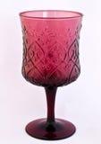 antykwarski szklany wino Fotografia Royalty Free