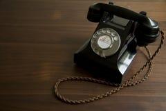 antykwarski telefon Zdjęcie Royalty Free