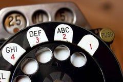 Antykwarski wynagrodzenie telefon 3 Fotografia Stock