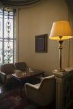 Antykwarski żywy pokój Obraz Royalty Free