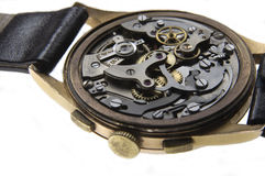 antykwarski zegarek Obraz Stock