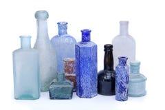 antykwarskie butelki zdjęcie stock