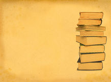 antykwarskie książki Zdjęcie Royalty Free
