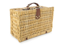 Antykwarskie walizki Zdjęcie Royalty Free