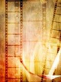 antykwarskiego ekranowego grunge stara papierowa lampasów tekstura Zdjęcia Stock
