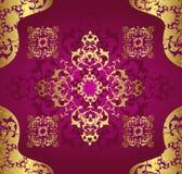 antykwarskiego projekta ilustracyjna ottoman tapeta Zdjęcia Stock