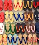 Antykwaryczni sandały Obraz Stock