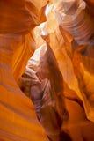 Antylopa jar Arizona - strona - obraz stock