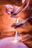 Antylopa jar w Navajo rezerwaci pobliskiej stronie, Arizona, usa Fotografia Stock