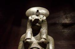 Anubi dog face god turin Royalty Free Stock Photography