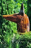 Anubis, αιγυπτιακός Θεός των νεκρών Στοκ εικόνα με δικαίωμα ελεύθερης χρήσης