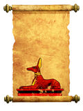 Anubis Royalty Free Stock Photography