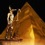 Anubis Απεικόνιση αποθεμάτων