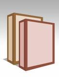 Anule caixas Imagem de Stock