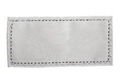 Anule a etiqueta textured. Imagem de Stock