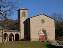 Anunciation kyrka--Chattanooga Royaltyfria Bilder