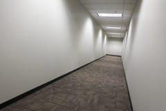 Anuncio publicitario vacío hallway_1 Fotografía de archivo libre de regalías