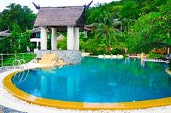 anuntapurasemesterort thailand Royaltyfria Bilder