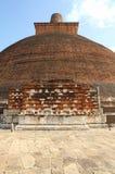 Anuradhapura,斯里南卡 图库摄影