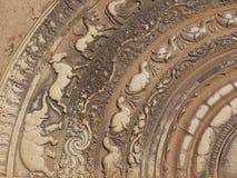 Anuradhapura στη Σρι Λάνκα Στοκ εικόνα με δικαίωμα ελεύθερης χρήσης