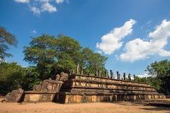 Anuradhapura Stockbild