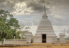 Anuradhapura - Awukana 1 Fotografia Stock Libera da Diritti