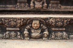Anuradhapura carving Stock Image