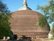 Anuradhapura en Sri Lanka Imagenes de archivo