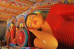 Anuradhapura Isurumuniya Temple& x27 ύπνος Βούδας, παγκόσμια κληρονομιά του s της ΟΥΝΕΣΚΟ της Σρι Λάνκα Στοκ φωτογραφίες με δικαίωμα ελεύθερης χρήσης