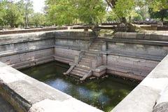 anuradhapura jetavana lanka修道院sri 免版税库存图片