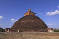 Anuradhapura - Jetavanaramaya Royalty Free Stock Photos