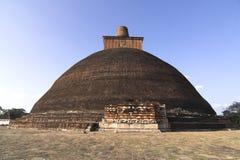 Anuradhapura - Jetavanaramaya Royalty Free Stock Image