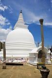 anuradhapura lanka sri寺庙thuparamaya 库存图片